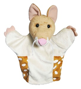 Quoll Puppet